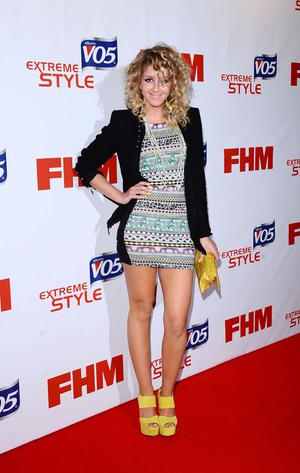 Esme Denters arrives at the FHM 100 Sexiest Women In The World 2012 launch party at Proud Bank in London. PRESS ASSOCIATION Photo. Picture date: Tuesday May 1, 2012. Photo credit should read: Ian West/PA Wire