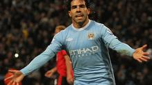 """Carlos Tevez on Gary Neville: """"Why the hell is this moron talking about me if I never had any problem with him."""""""