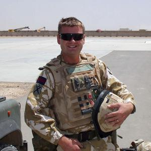 Lance Sergeant David Gartland, one of two soldiers killed in a crash involving a military vehicle in Cumbria