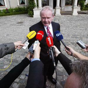 Northern Ireland Deputy First Minister Martin McGuinness has been challenged to meet victims of the Claudy bombing attack