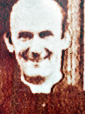 Pacemaker Press 17/6/10  Fr  Hugh Mullan  who is one  of the 11 people died in the Ballymurphy Massacre in 1971 in West Belfast