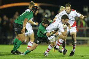 Magners League 25/9/2010Connacht vs UlsterMandatory Credit ©PRESSEYE / INPHO/James Crombie