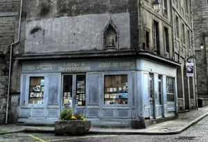NOVEL IDEA: Librairie Septentrion, which specialises in rare books, is a browser's paradise