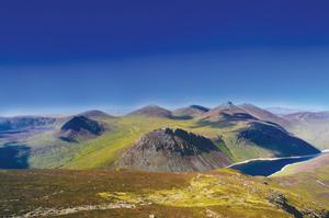 Mourne supremacy: The Mourne Mountains in Co Down could be a contender for National Park status