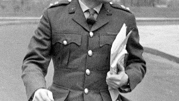 Lt Col Derek Wilford, the former commander of the members of the Parachute Regiment involved in the Bloody Sunday shootings