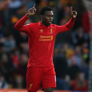 Daniel Sturridge, pictured, has been hailed by Jamie Carragher
