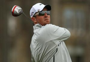 David Duval at The Open. July 2010