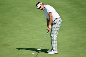 <b>Ian Poulter (England)</b><Br /> Age: 37 <br /> Third Ryder Cup<br /> Record: P7, W5, L2, H0<br /> Controversy surrounded Poulter's wild card for Valhalla after he'd passed up the opportunity to play his way onto the team at Gleneagles. Yet the Englishman was Europe's best player, contributing four points (out of five) to a losing cause, in the process forging a neat partnership with Justin Rose. Accenture Match Play champion Poulter, a Ryder Cup debutant in 2004, should be a pillar of strength for his team at The Manor