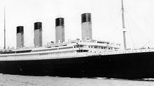 RMS Titanic sank off Newfoundland on her maiden voyage to the USA after striking an iceberg 100 years ago
