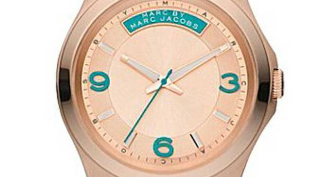 7. Baby Dave rose gold plated watch by Marc by Marc Jacobs, £229, Selfridges
