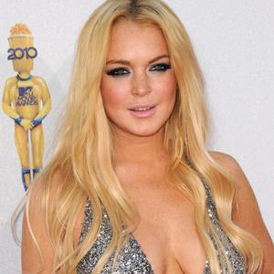Lindsay Lohan says she looks forward to getting back to work