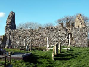 Cranfield old chapel. Co.Antrim. Picture by Rod Mulholland