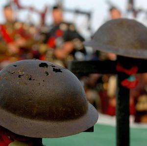 The Irish government would respond positively to an invitation to take part in Remembrance Day commemorations in Northern Ireland