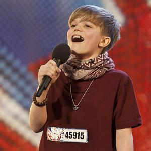 Ronan Parke said he was 'really upset' by the anonymous internet smear that he was groomed for stardom before appearing on BGT