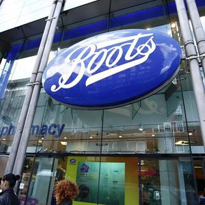 High street pharmacy Boots is the market leader in Europe