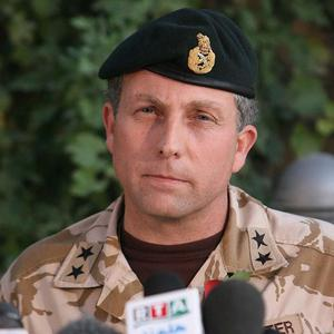 Major General Nick Carter said Taliban insurgents had been weakened by the efforts of allied forces