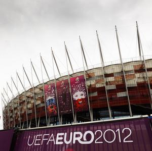The National Stadium in Warsaw where Poland will take on Greece