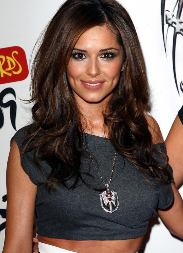 Cheryl Cole from Girls Aloud