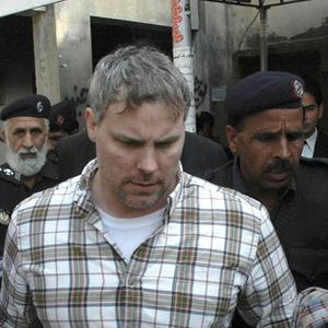 Pakistani police say American citizen Raymond Allen Davis, held after shooting dead two men, committed 'cold-blooded murder' (AP)