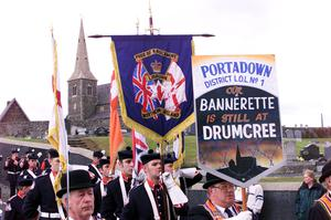 Orange Order: Drumcree, Portadown