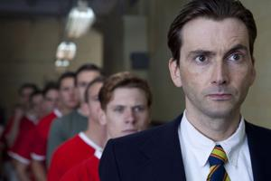 David Tennant plays the role of Jimmy Murphy