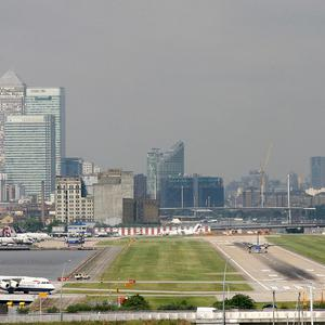 A legal challenge against increased flights from London City Airport has been dismissed