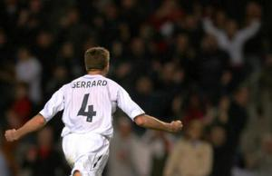 <b>Steven Gerrard </b><br/>  One of Gerrard's worst dives took place during England's struggle against mighty Andorra in 2007. Not managing to get past goalkeeper Alvarez, the midfielder was reduced to throwing himself dramatically to the floor. He earned himself a booking for that. If he did it in this World Cup and won a penalty - I don't think we'd be complaining.