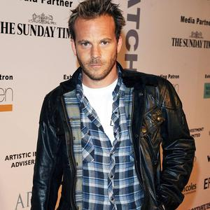 Stephen Dorff says he's written a film for himself and Jack Nicholson to star in
