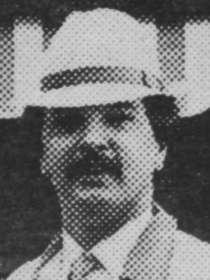 Kirk McCambley's father, Billy