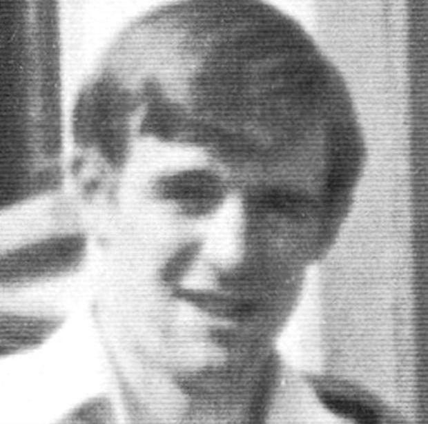 Michael McDaid who was killed on Bloody Sunday.