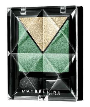 <b>2. Eye Studio Colour Explosion duo in Green/Gold</b><br/> £6.99, Maybelline New York, Boots nationwide This looks intimidating in the pack, but is easy to use. Layer gold over the green to make it sparkle.