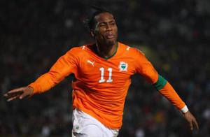 <b>Didier Drogba (Ivory Coast)</b><br/> The beast that will be leading the line for the Ivory Coast also has a delicate side. Over the last couple of years the Chelsea striker has shown his ability to caress the ball into the top corners with some stunning efforts from outside the box. Competing in World Cup group G, which also comprises Brazil and Portugal, Drogba's contribution will be essential.