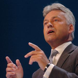 International development minister Alan Duncan suggested the price of crude could top 200 dollars a barrel