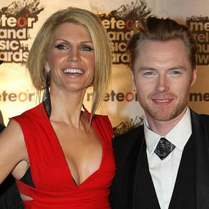 Ronan Keating has separated from his wife Yvonne after 12 years
