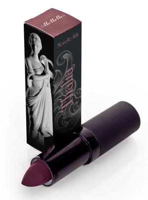 Undated Handout Photo of MeMeMe Cosmetics Thalia Satin Lip Cream in Morello Silk, £8.50 (Superdrug). See PA Feature BEAUTY Autumn Products. Picture credit should read: PA Photo/Handout. WARNING: This picture must only be used to accompany PA Feature BEAUTY Autumn Products.