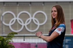 Wendy Houvenaghel has her sights set on competing in France and Holland this autumn after her Olympic Games heartbreak