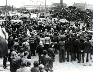 Ulster Workers Council Strike 23/05/74