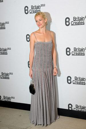 Leah Wood attends Britain Creates 2012: Fashion & Art Collusion  at Old Selfridges Hotel on June 27, 2012 in London, England.