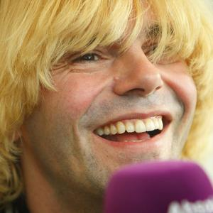 Tim Burgess from The Charlatans, who will play at the Isle of Wight Festival