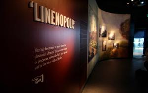 Visual tour of the Titanic Belfast Signature Building which opens to the public on Saturday 31 March. Linenopolis, Gallery 1.