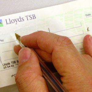 A series of fraudulent cheques worth more than 16,000 pounds have been presented to businesses in Northern Ireland in recent months