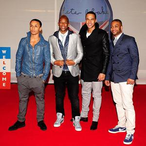 JLS are hoping to work with Drake