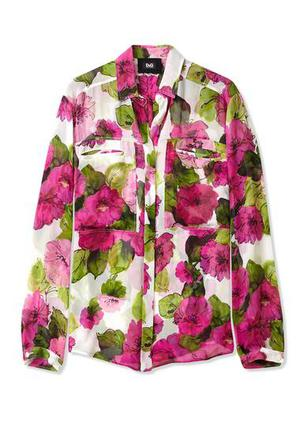Jacket £370; by D&G, available at my-wardrobe.com