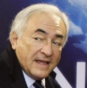 Dominique Strauss-Kahn complained his handcuffs were too tight after he was taken into custody on allegations he tried to rape a hotel maid