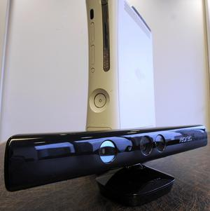 Kinect has gone on sale in the UK (AP)