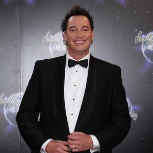 Craig Revel Horwood is finding conducting tough on his arms