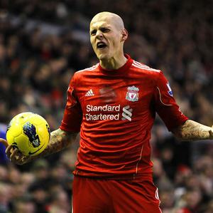 Martin Skrtel hopes Liverpool's next season will be 'much better than the last one'