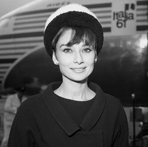 Audrey Hepburn's Breakfast At Tiffany's style has been named the most influential by hairdressers