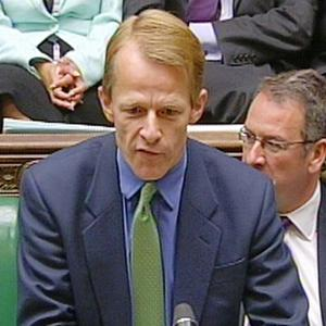 Schools Minister David Laws said schools in England will be banned from collecting pupils' biometric data without consent