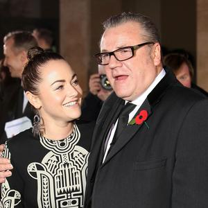 Jaime Winstone wants to be as successful as her dad Ray